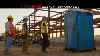 'The Campaign' Extended Cut on Blu-Ray and DVD TV Spot - Thumbnail 5