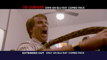 'The Campaign' Extended Cut on Blu-Ray and DVD TV Spot - Thumbnail 7