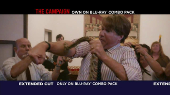 'The Campaign' Extended Cut on Blu-Ray and DVD TV Spot - Thumbnail 8