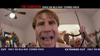 'The Campaign' Extended Cut on Blu-Ray and DVD TV Spot - Thumbnail 9