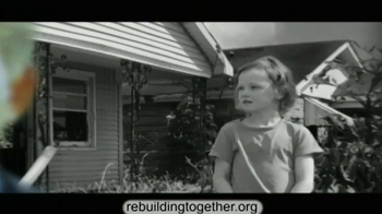 Rebuilding Together TV Spot Featuring Morgan Freeman - Thumbnail 1
