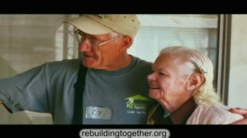 Rebuilding Together TV Spot Featuring Morgan Freeman - Thumbnail 9