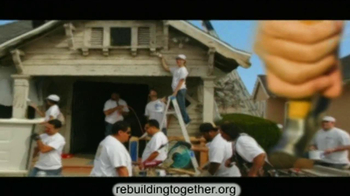 Rebuilding Together TV Spot Featuring Morgan Freeman - Thumbnail 3