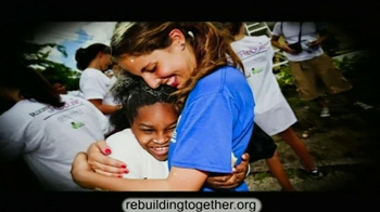Rebuilding Together TV Spot Featuring Morgan Freeman - Thumbnail 4