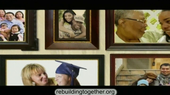Rebuilding Together TV Spot Featuring Morgan Freeman - Thumbnail 5