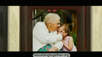Rebuilding Together TV Spot Featuring Morgan Freeman - Thumbnail 6