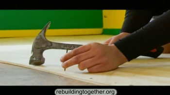 Rebuilding Together TV Spot Featuring Morgan Freeman - Thumbnail 7