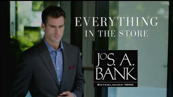 JoS. A. Bank Weekend Sale TV Spot  - 69 commercial airings