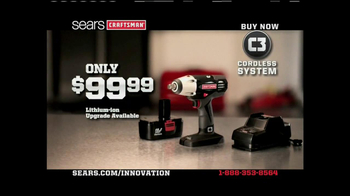 Sears TV Spot, 'Craftsman Tools' - Thumbnail 9