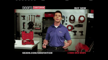 Sears TV Spot, 'Craftsman Tools' - Thumbnail 1