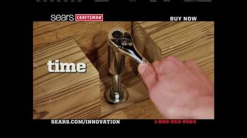 Sears TV Spot, 'Craftsman Tools' - Thumbnail 3