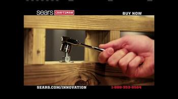 Sears TV Spot, 'Craftsman Tools' - Thumbnail 4