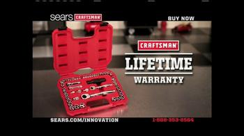 Sears TV Spot, 'Craftsman Tools' - Thumbnail 5