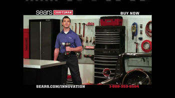 Sears TV Spot, 'Craftsman Tools'