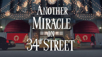 Macy's TV Spot, 'Another Miracle' Feat. Taylor Swift, Justin Bieber - Thumbnail 1