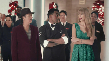 Macy's TV Spot, 'Another Miracle' Feat. Taylor Swift, Justin Bieber - Thumbnail 4
