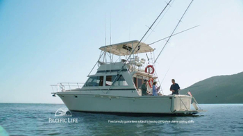 Pacific Life TV Spot 'Boat Trip' - 133 commercial airings