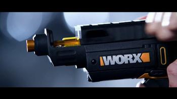 Worx SD Semi-Auto Driver TV Spot  - Thumbnail 3