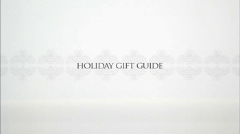 Patron Holiday Gift Guide TV Spot - Thumbnail 1