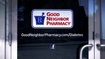 Good Neighbor Pharmacy TV Spot 'Diabetes Questions' - Thumbnail 9
