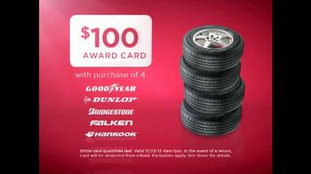 Sears Auto Center Black Friday TV Spot, 'Honking Turkey: Tires' - Thumbnail 7