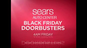 Sears Auto Center Black Friday TV Spot, 'Honking Turkey: Tires' - Thumbnail 6
