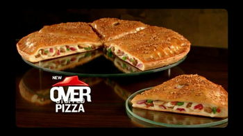 Pizza Hut Over-Stuffed Pizza TV Spot  - 580 commercial airings