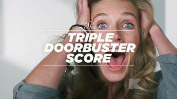 Kmart TV Spot, 'Triple Doorbuster Score' - Thumbnail 5