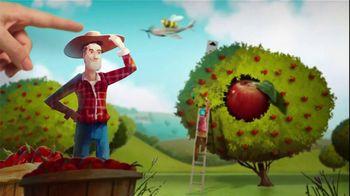 Musselman's Applesauce TV Spot  - 23 commercial airings