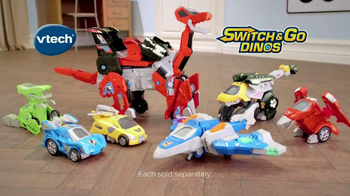 VTech Switch and Go Dinos TV Spot, 'Contest Winner' - Thumbnail 6