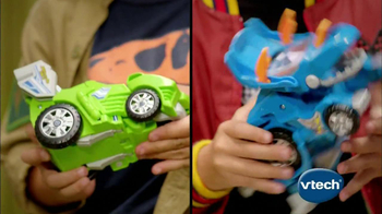VTech Switch and Go Dinos TV Spot, 'Contest Winner' - Thumbnail 2
