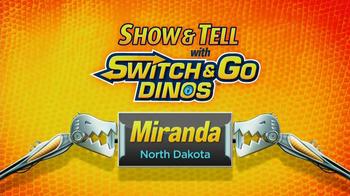 VTech Switch and Go Dinos TV Spot, 'Contest Winner'