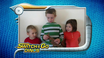 VTech Switch and Go Dinos TV Spot, 'Contest Winner' - Thumbnail 5