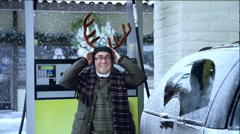 Bank of America Bank AmeriCard TV Commercial, 'Holidays'