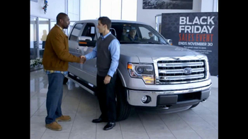 Ford Black Friday TV Spot, 'Waiting' Featuring Mike Rowe - Thumbnail 8