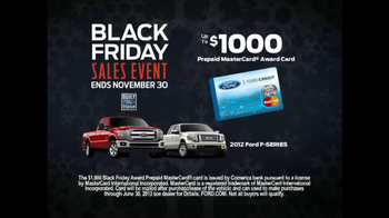 Ford Black Friday TV Spot, 'Waiting' Featuring Mike Rowe - Thumbnail 9
