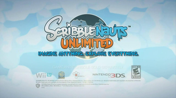 Scribblenauts Unlimited TV Spot, 'Come to Life' - Thumbnail 8