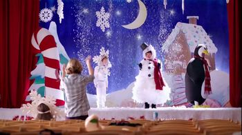 Wendy's Mozzarella Chicken Supreme TV Spot, 'Holiday Play'