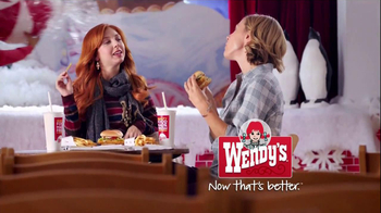 Wendy's Mozzarella Chicken Supreme TV Spot, 'Holiday Play' - Thumbnail 10