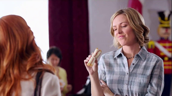 Wendy's Mozzarella Chicken Supreme TV Spot, 'Holiday Play' - Thumbnail 3