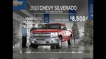 2013 Chevrolet Silverado All-Star Edition TV Spot, 'Mayors' - Thumbnail 10