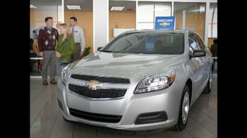 2013 Chevrolet Silverado All-Star Edition TV Spot, 'Mayors' - Thumbnail 4