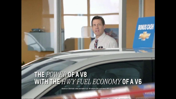 2013 Chevrolet Silverado All-Star Edition TV Spot, 'Mayors' - Thumbnail 5