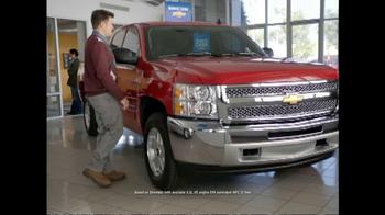 2013 Chevrolet Silverado All-Star Edition TV Spot, 'Mayors' - Thumbnail 6