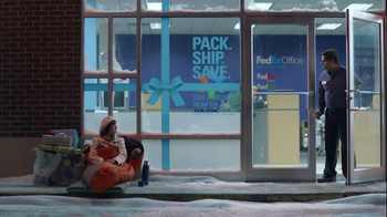 FedEx TV Spot, 'Camping Out' - Thumbnail 4