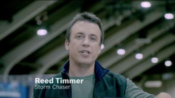 Bosch Icon Wipers TV Spot, 'Obstacle Course' Featuring Reed Timmer - Thumbnail 1