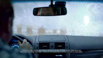 Bosch Icon Wipers TV Spot, 'Obstacle Course' Featuring Reed Timmer - Thumbnail 3