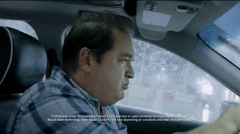 Bosch Icon Wipers TV Spot, 'Obstacle Course' Featuring Reed Timmer - Thumbnail 5