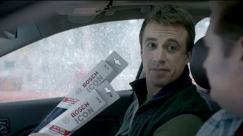 Bosch Icon Wipers TV Spot, 'Obstacle Course' Featuring Reed Timmer - Thumbnail 8