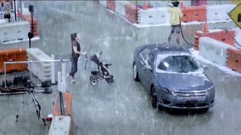Bosch Icon Wipers TV Spot, 'Obstacle Course' Featuring Reed Timmer